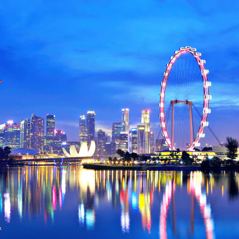 4 Astounding Places to visit while vacationing in Singapore