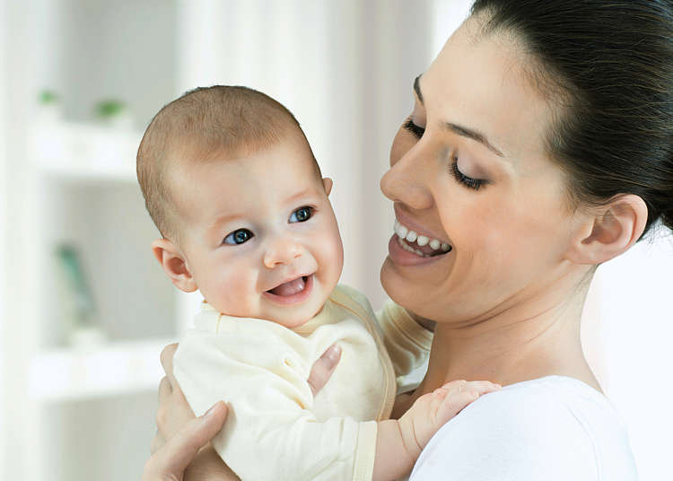 Hyland's Helps Turn Your Crying Baby Back into Your Smiling Bundle of Joy