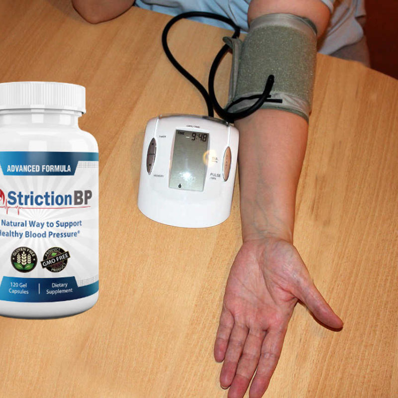 Striction BP Review: All-Natural Blood Pressure Management