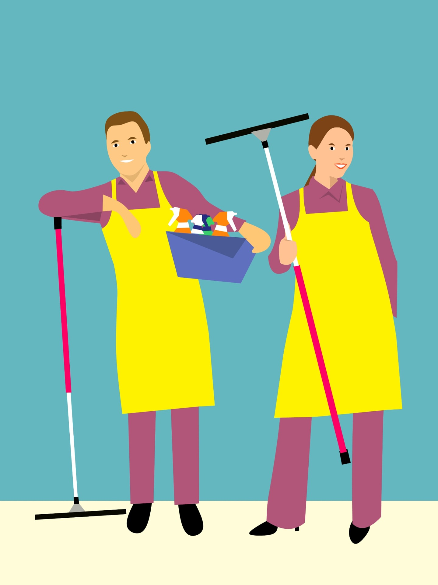 A Look at the Best Benefits You Can Get if You Hire Professional Cleaning Services