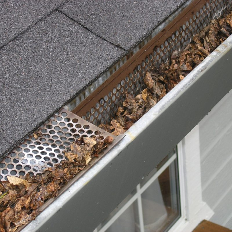 Common problems – and consequences – of faulty guttering
