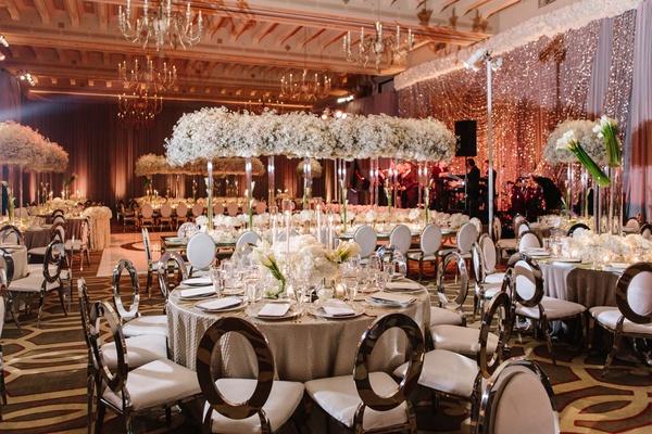 Best Colour Palettes for Luxury Wedding Venues