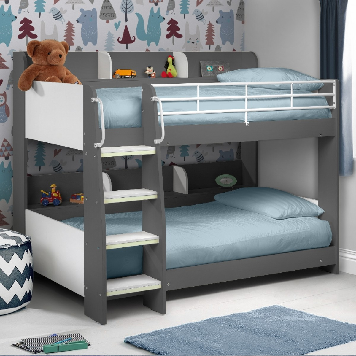 Different Bunk Bed Ideas to Explore