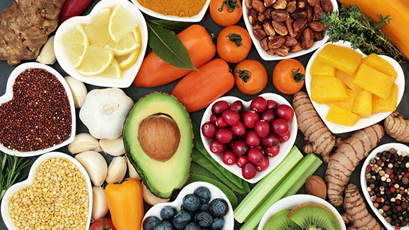 How to make healthier recipes with superfood ingredients