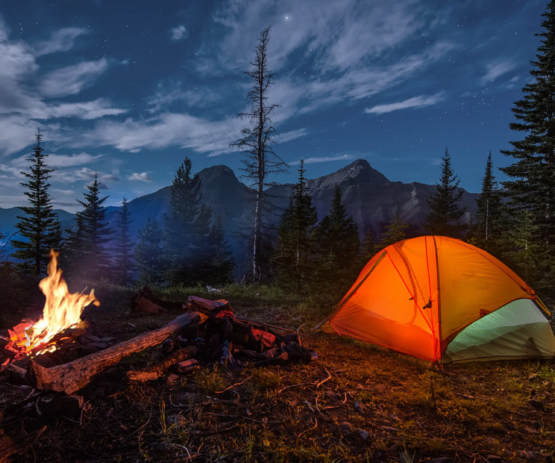 4 Family Camping Safety Tips