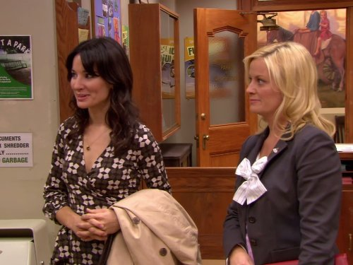 """Parks and Recreation"""" The Reporter (TV Episode 2009) - IMDb"""