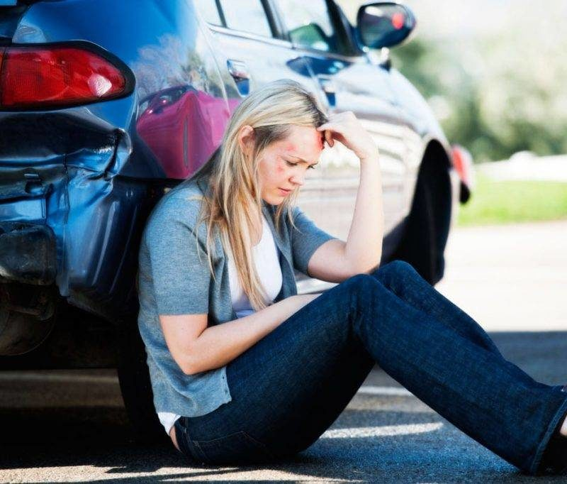 Injuries By Different Kinds Of Vehicles In California