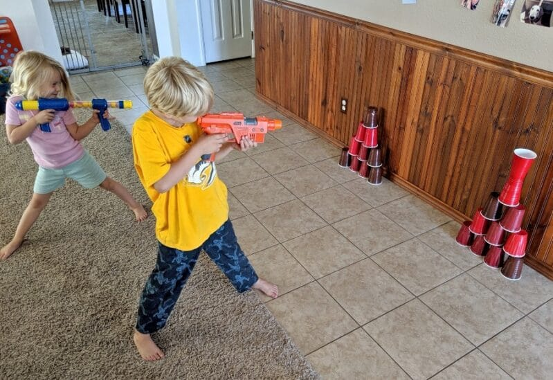 3 Tips For Doing Target Practice With Your Kids