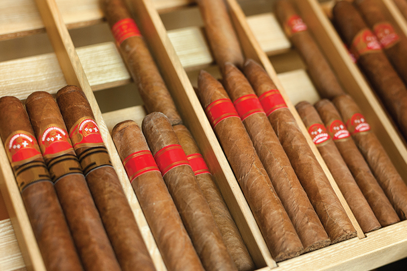 Why little cigars are in trends