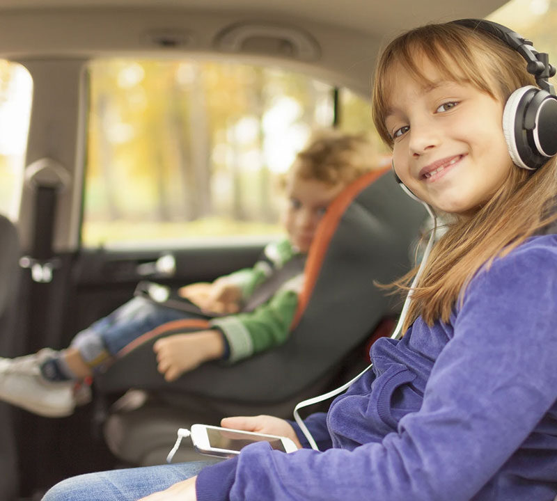 Keeping your kids safe in the car. Simple tips all parents should know!