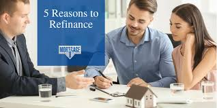 5 Reasons to Refinance Your Mortgage