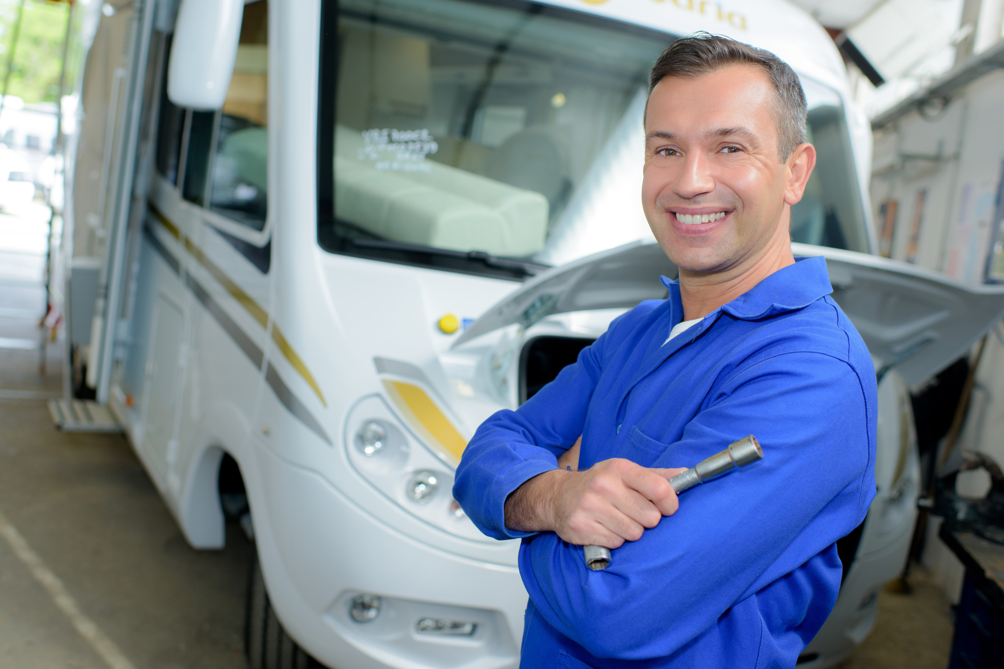 RV Maintenance 101: 5 Cleaning and Care Tips for RV Owners