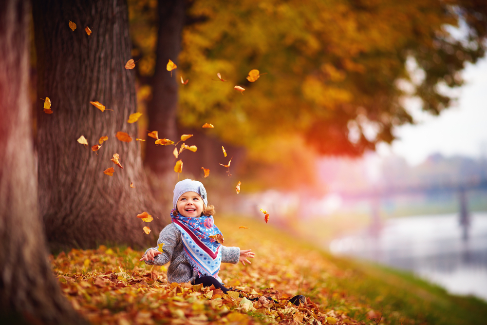 7 Fall Baby Photo Shoot Ideas