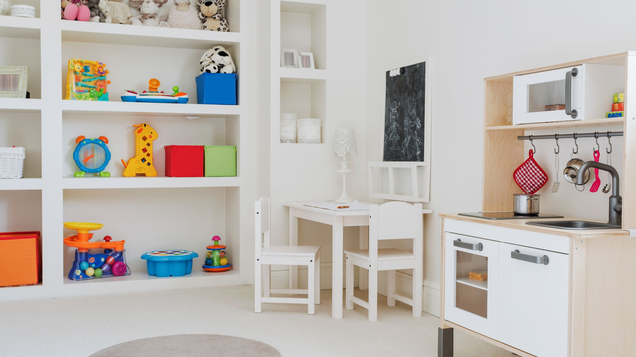 5 Smart Tips When Designing the Kids' Playroom
