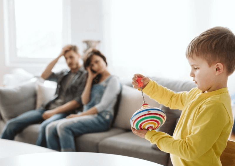 Effective tips to handle hyperactive child
