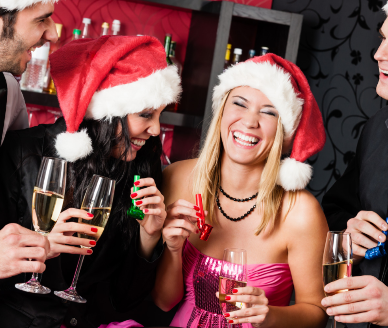 Are There Any Good Non-Alcoholic Drinks Available for Christmas Party?