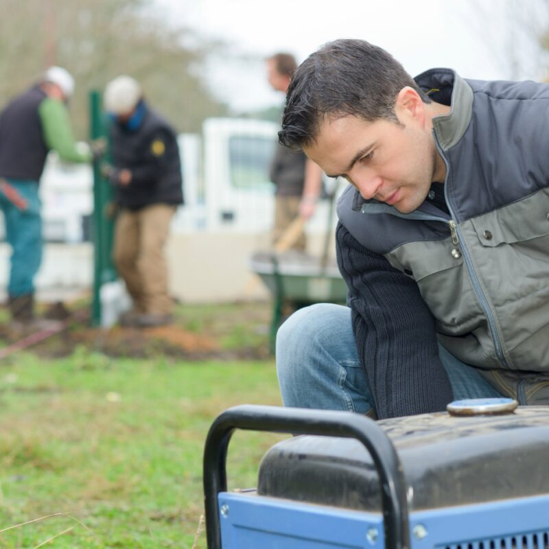 Electrical Contractors Focused on Generator Repairs and Generator Services