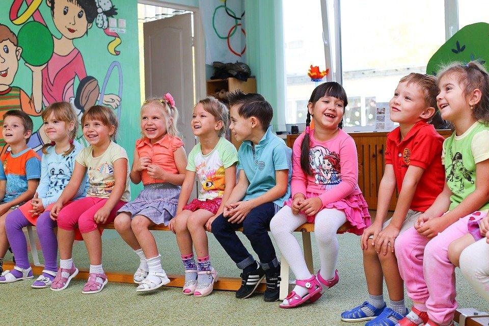 Kindergarten, Clown, Garden, Animator, Holiday, Kids