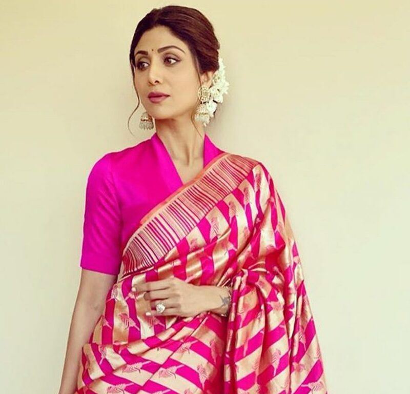 Silk Sarees To Look Effortlessly Elegant All The Time