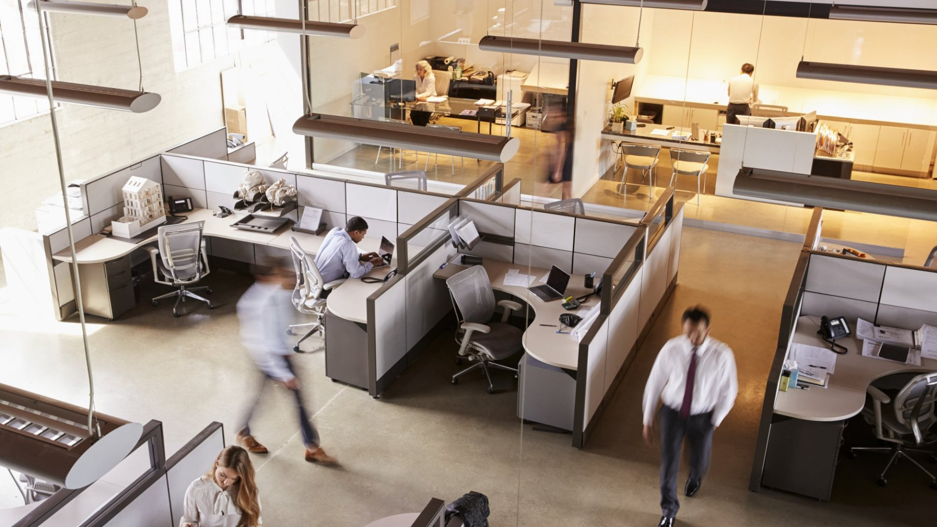 Should you downsize your office space post pandemic?