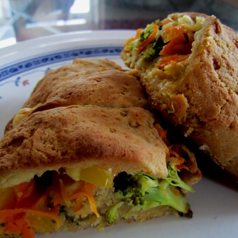 What To Know About The Vegetarian Stromboli Recipe
