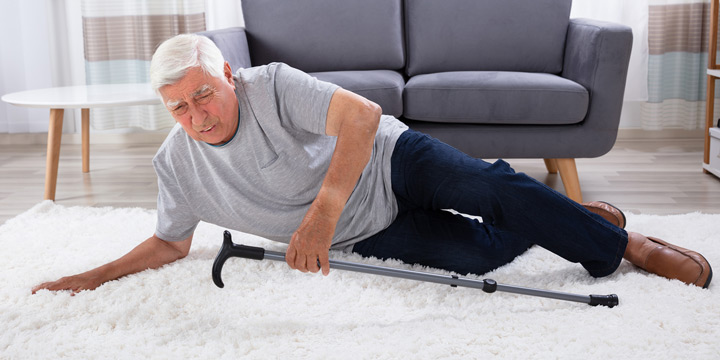 Elderly Non-Slip Shower Mats and Other Tips to Keep Your Home Safe