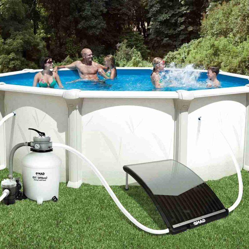 Four Types of Equipment for Above Ground Pools