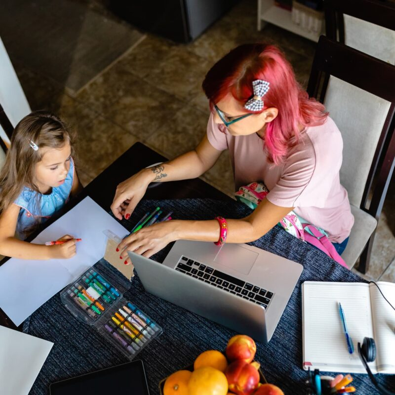 The Benefits of Childcare Services For Working Moms