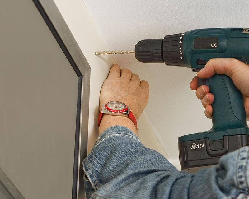 How To Drill Holes Without Making A Mess