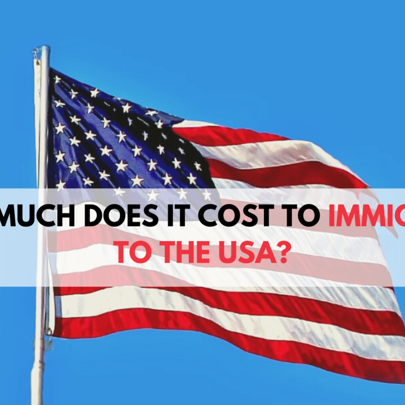How Much Does it Cost to Immigrate to the United States?